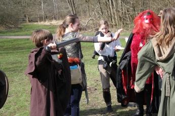 Fantasy-LARP Verein - Weg der Helden 14 - 065