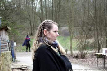Fantasy-LARP Verein - Wesen des Waldes 1 - 013