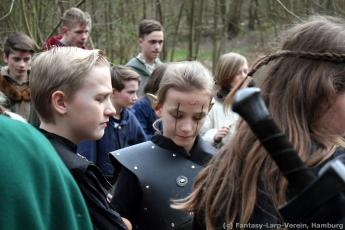 Fantasy-LARP Verein - Wesen des Waldes 1 - 029