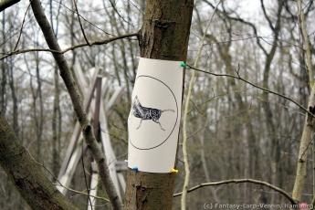 Fantasy-LARP Verein - Wesen des Waldes 1 - 030