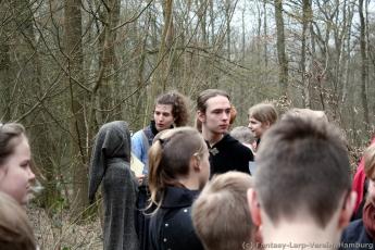 Fantasy-LARP Verein - Wesen des Waldes 1 - 031