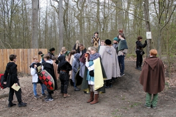 Fantasy-LARP Verein - Wesen des Waldes 1 - 035