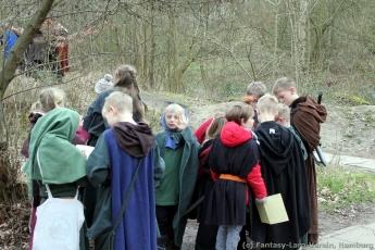 Fantasy-LARP Verein - Wesen des Waldes 1 - 037