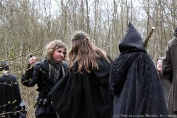 Fantasy-LARP Verein - Wesen des Waldes 1 - 045
