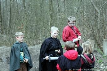 Fantasy-LARP Verein - Wesen des Waldes 1 - 046