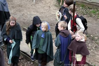 Fantasy-LARP Verein - Wesen des Waldes 1 - 050