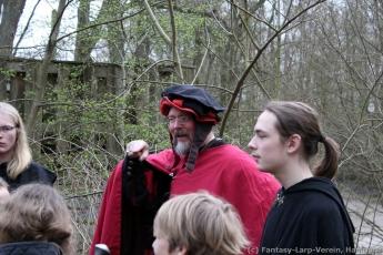 Fantasy-LARP Verein - Wesen des Waldes 1 - 058