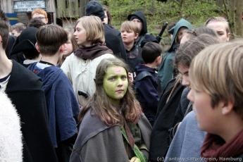 Fantasy-LARP Verein - Wesen des Waldes 1 - 059