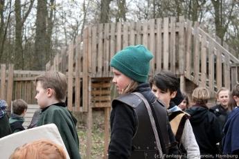 Fantasy-LARP Verein - Wesen des Waldes 1 - 063