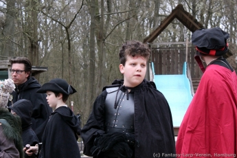 Fantasy-LARP Verein - Wesen des Waldes 1 - 064
