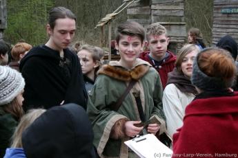 Fantasy-LARP Verein - Wesen des Waldes 1 - 065