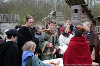 Fantasy-LARP Verein - Wesen des Waldes 1 - 066