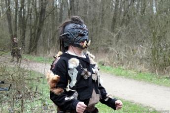 Fantasy-LARP Verein - Wesen des Waldes 1 - 075