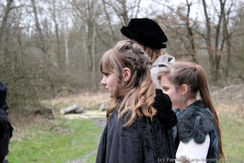 Fantasy-LARP Verein - Wesen des Waldes 1 - 076