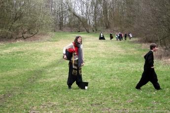 Fantasy-LARP Verein - Wesen des Waldes 1 - 078
