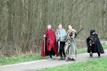 Fantasy-LARP Verein - Wesen des Waldes 1 - 079