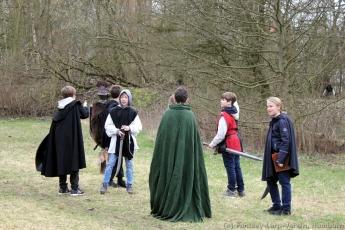 Fantasy-LARP Verein - Wesen des Waldes 1 - 080