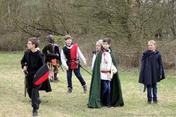 Fantasy-LARP Verein - Wesen des Waldes 1 - 081
