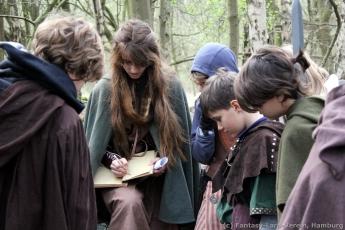 Fantasy-LARP Verein - Wesen des Waldes 1 - 084