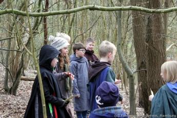 Fantasy-LARP Verein - Wesen des Waldes 1 - 086