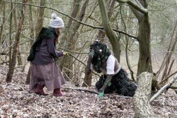 Fantasy-LARP Verein - Wesen des Waldes 1 - 087