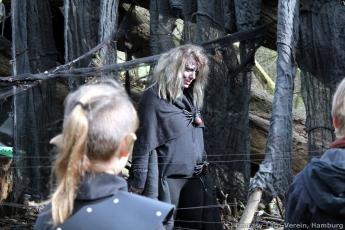 Fantasy-LARP Verein - Wesen des Waldes 1 - 091