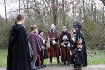 Fantasy-LARP Verein - Wesen des Waldes 1 - 093