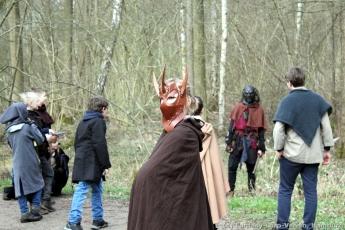 Fantasy-LARP Verein - Wesen des Waldes 1 - 094