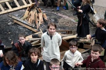 Fantasy-LARP Verein - Wesen des Waldes 2 - 002