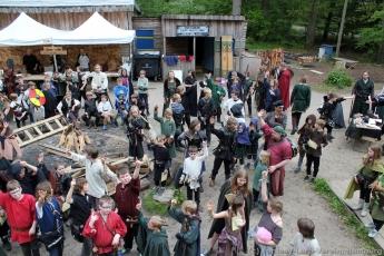 Fantasy-LARP Verein - Wesen des Waldes 2 - 005