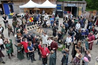 Fantasy-LARP Verein - Wesen des Waldes 2 - 007