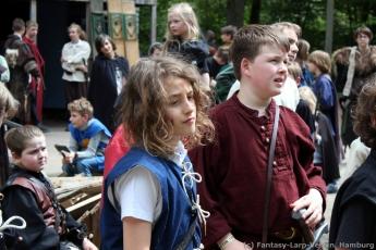 Fantasy-LARP Verein - Wesen des Waldes 2 - 016