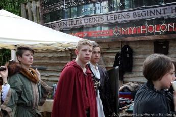 Fantasy-LARP Verein - Wesen des Waldes 2 - 023