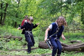 Fantasy-LARP Verein - Wesen des Waldes 2 - 034