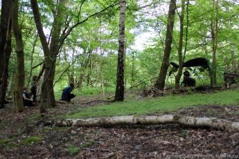 Fantasy-LARP Verein - Wesen des Waldes 2 - 035