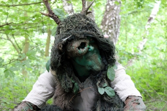 Fantasy-LARP Verein - Wesen des Waldes 2 - 036