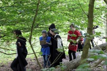 Fantasy-LARP Verein - Wesen des Waldes 2 - 037