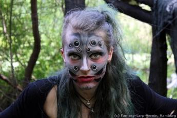 Fantasy-LARP Verein - Wesen des Waldes 2 - 039