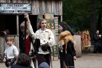 Fantasy-LARP Verein - Wesen des Waldes 2 - 049