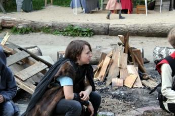 Fantasy-LARP Verein - Wesen des Waldes 2 - 051