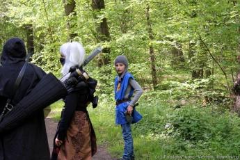 Fantasy-LARP Verein - Wesen des Waldes 2 - 052