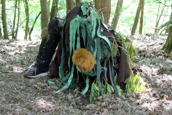 Fantasy-LARP Verein - Wesen des Waldes 2 - 053