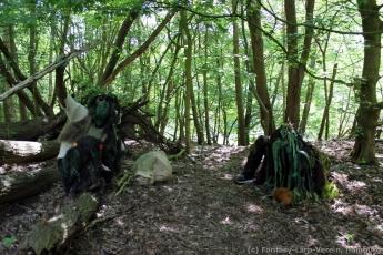 Fantasy-LARP Verein - Wesen des Waldes 2 - 054