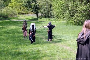 Fantasy-LARP Verein - Wesen des Waldes 2 - 055