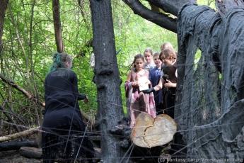 Fantasy-LARP Verein - Wesen des Waldes 2 - 058