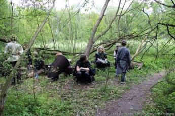 Fantasy-LARP Verein - Wesen des Waldes 2 - 059