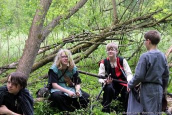 Fantasy-LARP Verein - Wesen des Waldes 2 - 060
