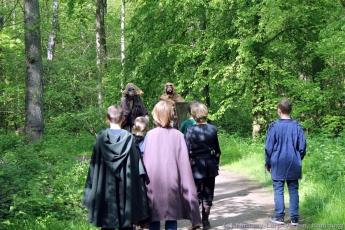 Fantasy-LARP Verein - Wesen des Waldes 2 - 063