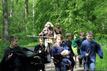Fantasy-LARP Verein - Wesen des Waldes 2 - 064
