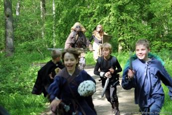 Fantasy-LARP Verein - Wesen des Waldes 2 - 065